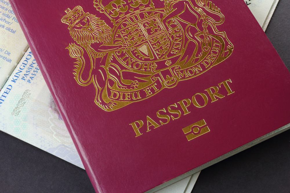 how to find your passport number