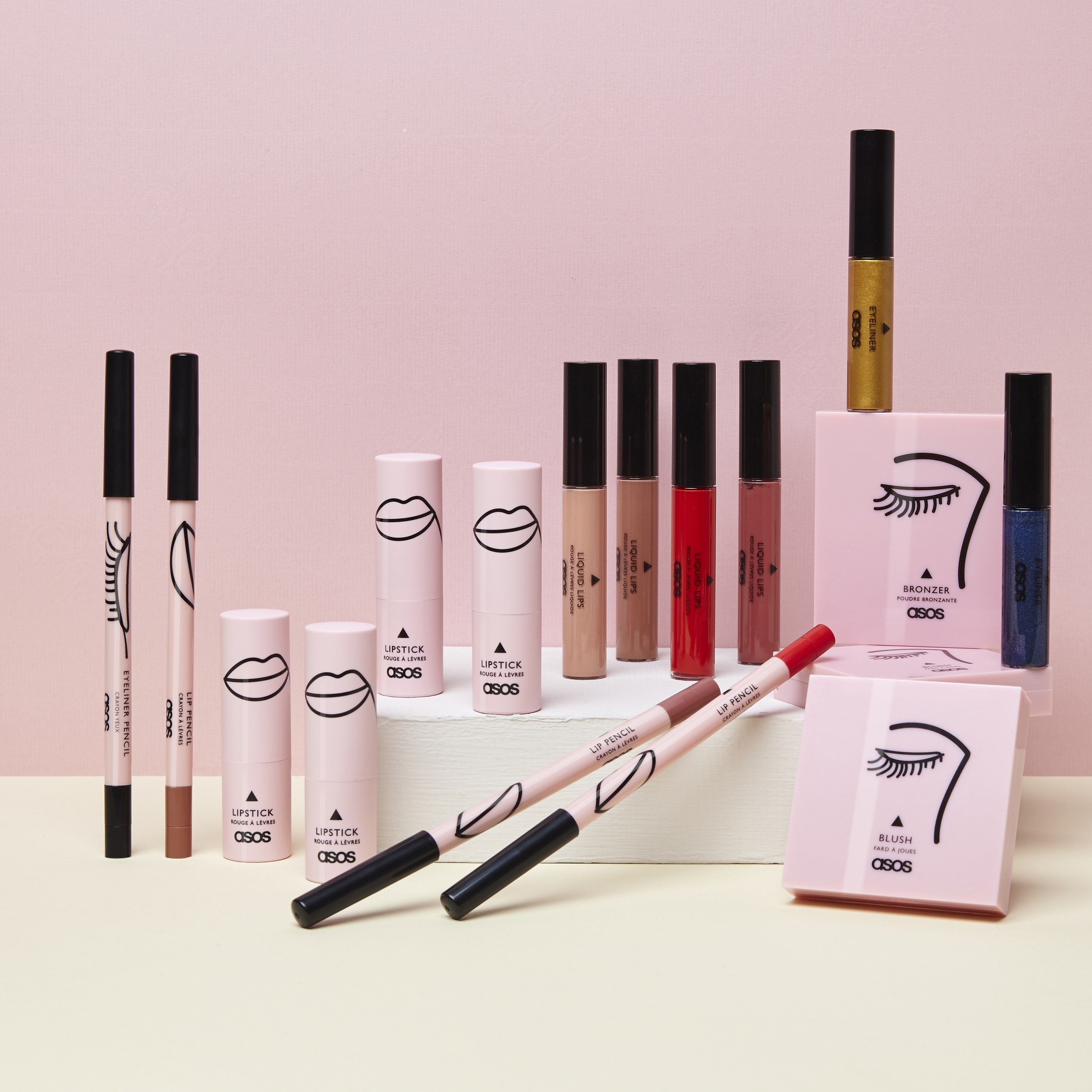 ASOS are releasing their own beauty line and it's as inclusive as it is pretty