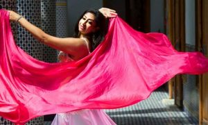 Hasina Belly dancing